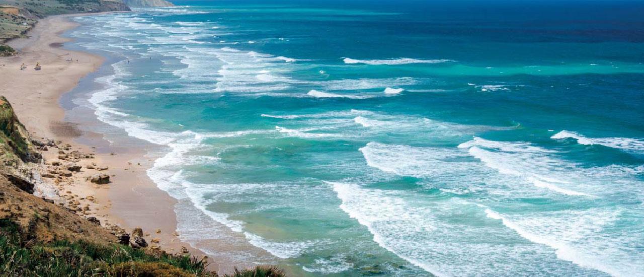 Vue mer & océan Tanger