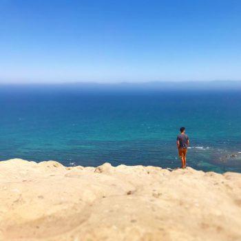 Se baigner à Tanger